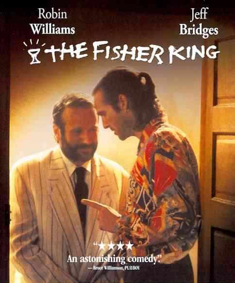 FISHER KING BY BRIDGES,JEFF (Blu-Ray)